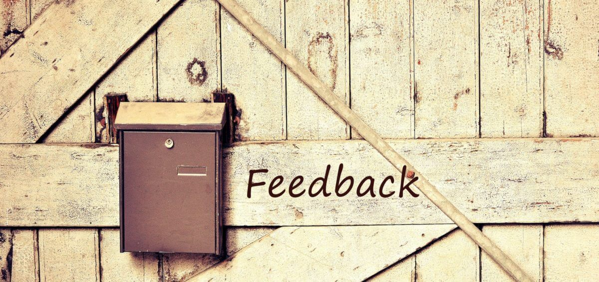 How to Give Feedback on a Website
