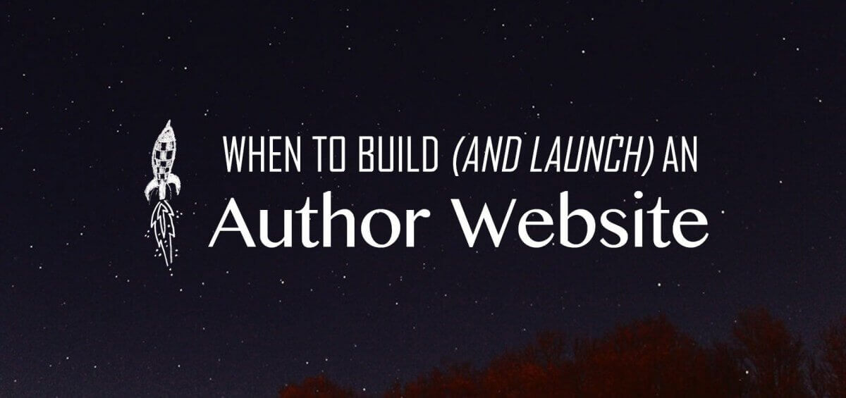 When to Build an Author Website