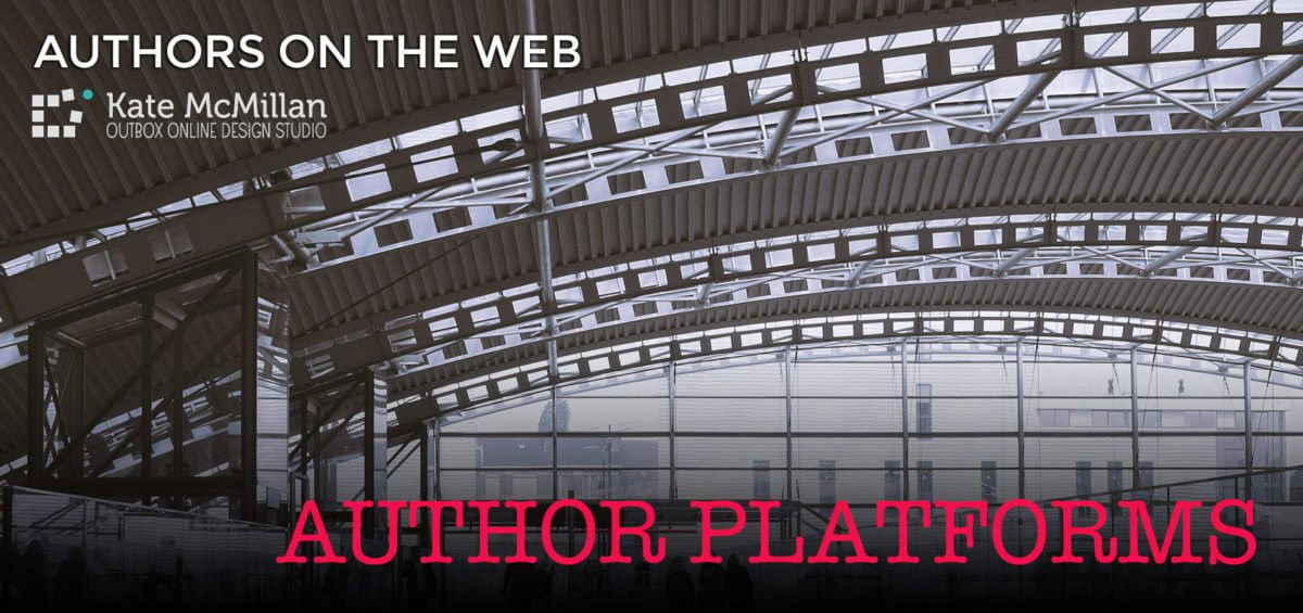 Creating an Author Platform
