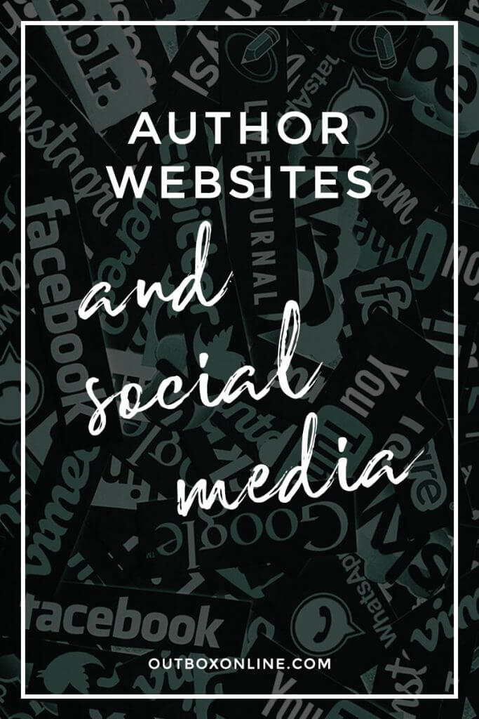 Author Websites and Social Media