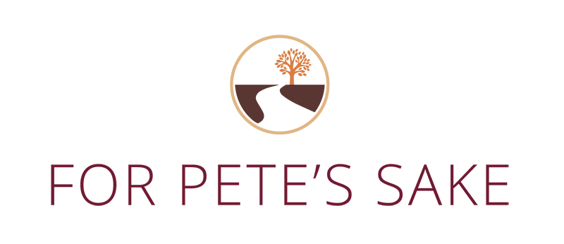 For Pete's Sake Logo