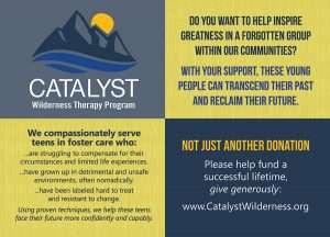 Nonprofit Postcard Design