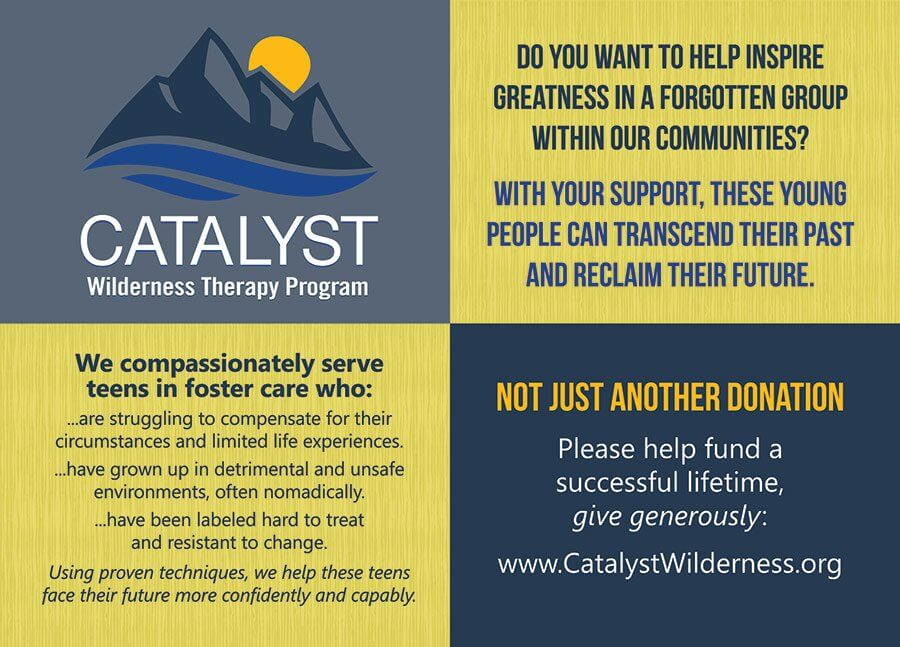 Nonprofit Postcard Design