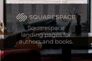 Author Landing Pages in Squarespace