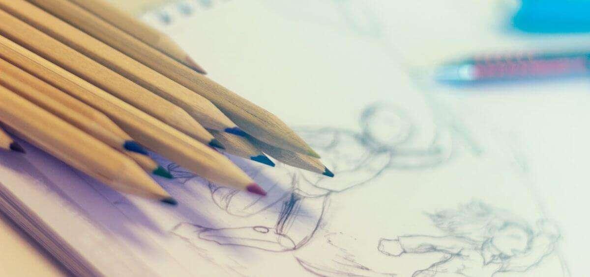 Author Website Design for Author Illustrators