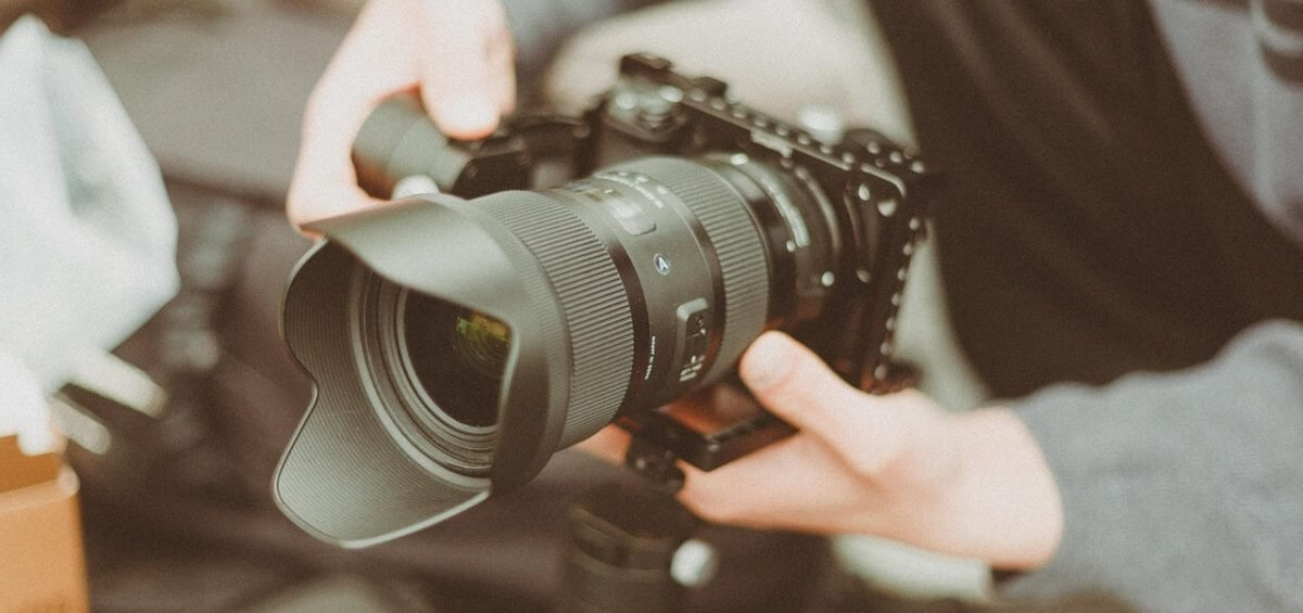 Choosing Photography for Your Author Website